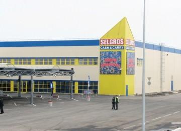 Selgros — магазин оптовой торговли в Белостоке