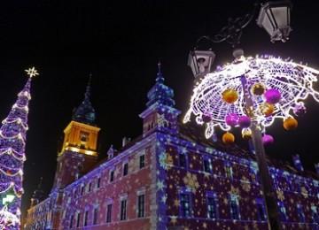 Рождественские туры в Варшаву