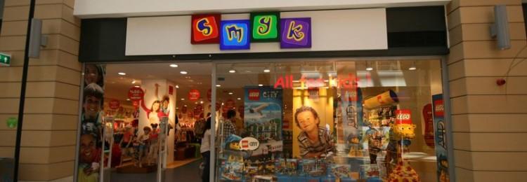SMYK — сеть детских магазинов в Белостоке