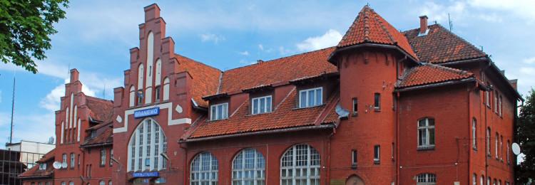 Бранево, Польша – достопримечательности и развлечения