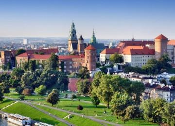 Как добраться из Бреста в Краков