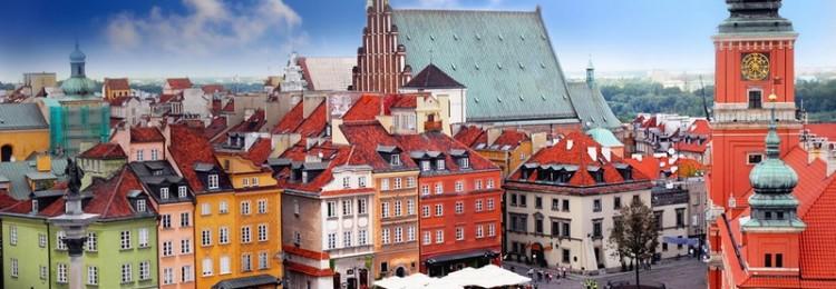 Как добраться из Белостока в Варшаву