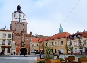 Люблин, Польша – достопримечательности и развлечения