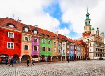 Познань, Польша – достопримечательности и развлечения