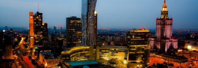 Варшава — столица Польши
