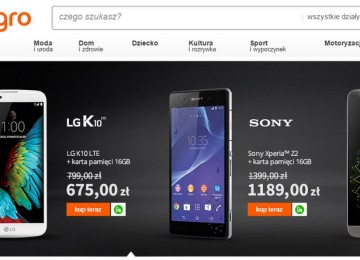 Покупки на allegro.pl