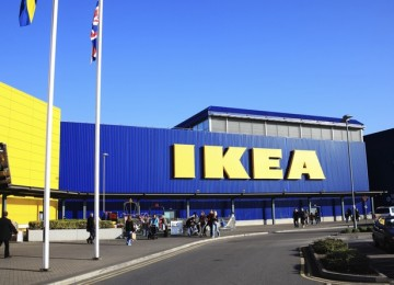 IKEA в Варшаве