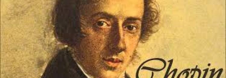 Польский композитор Фредерик Шопен