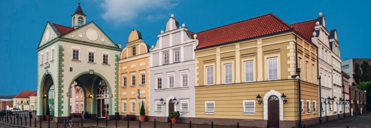 Аутлеты Варшавы