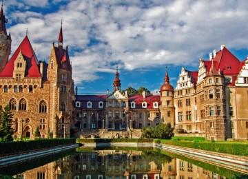 16 самых красивых замков Польши