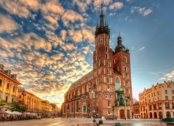 Как добраться из Минска в Краков