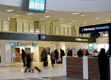 Аэропорт Лодзь