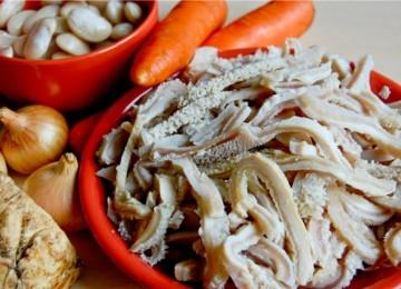 Фляки по-польски – рецепт польского супа из рубцов