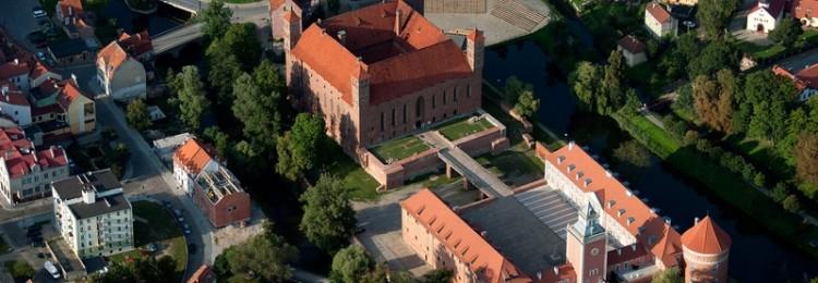 Замок Лидзбарк Варминьский в Польше