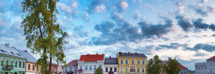 Кельце, Польша