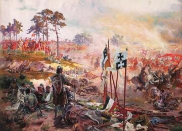 Грюнвальдская битва 1410 года – кратко о главном