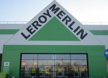 Leroy Merlin: строительные гипермаркеты в Белостоке