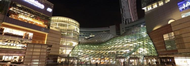 Торговые центры Варшавы