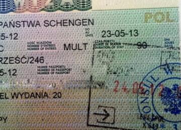 Польша отменила визы «на закупы» для белорусов