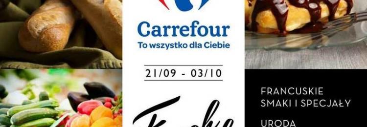 Газетка Карфур в Белостоке