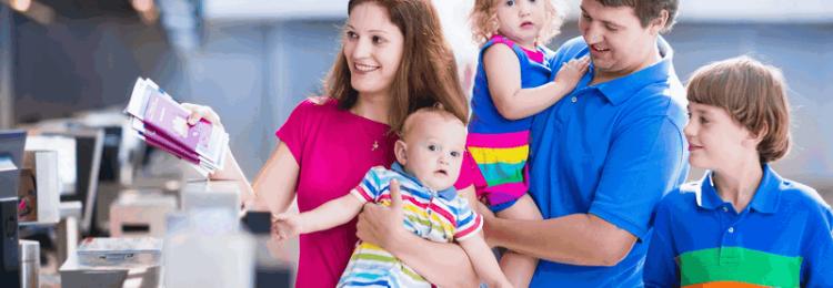 Анкета на визу в Польшу для ребенка