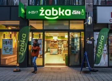 Создание магазина будущего от Żabka в Польше