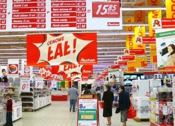 Гипермаркеты Белостока