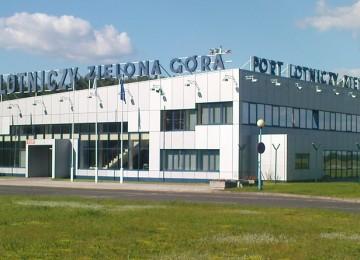 Аэропорт Бабимост в Зелёна-Гура