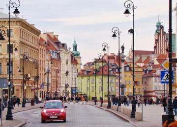 Как добраться из Минска в Варшаву