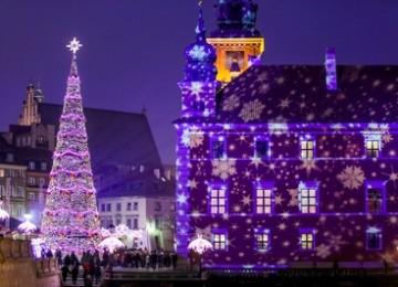 Новогодние туры в Варшаву