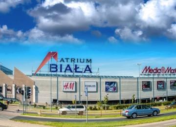 Торговые центры Белостока