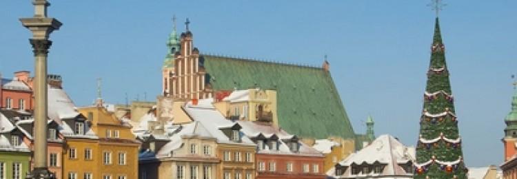 Варшава — Прага — Вена — Будапешт на Рождество! (без ночных переездов)