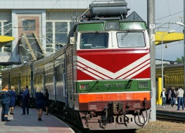 Поезд Брест-Варшава