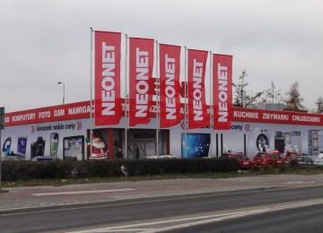 Neonet в Белостоке — магазин компьютерной и бытовой техники