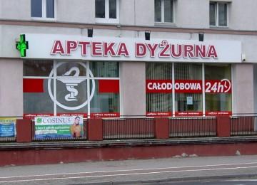 Аптеки Бяла-Подляски