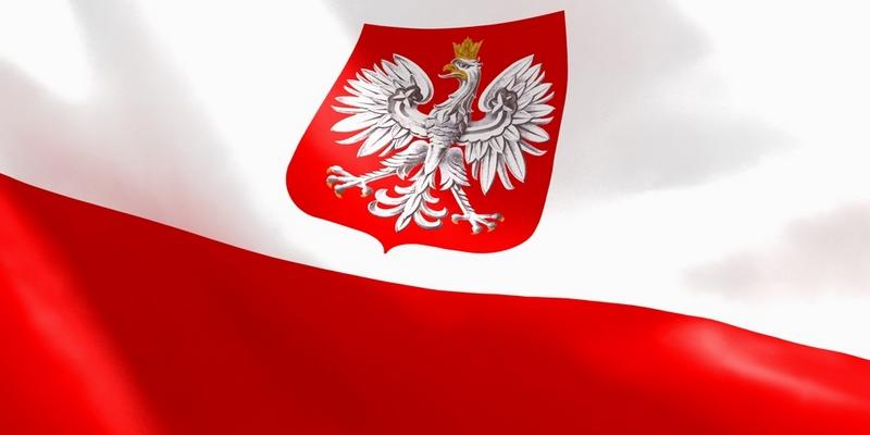 Фото польша флаг