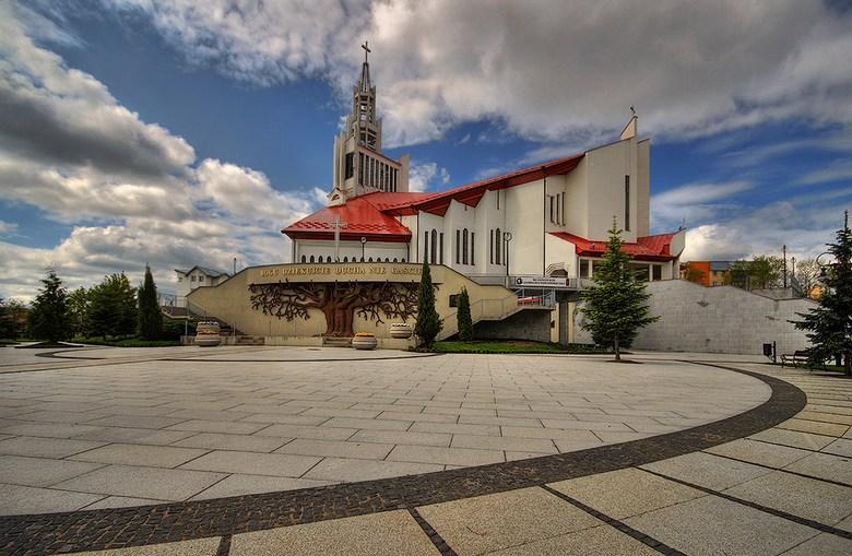 Костел Святого Роха в Белостоке