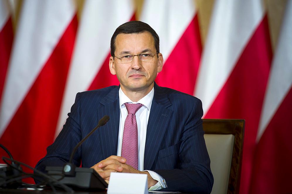 Матеуш Моравецкий - действующий премьер-министр Польши