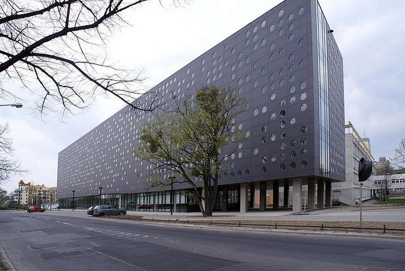 Политехнический университет во Вроцлаве