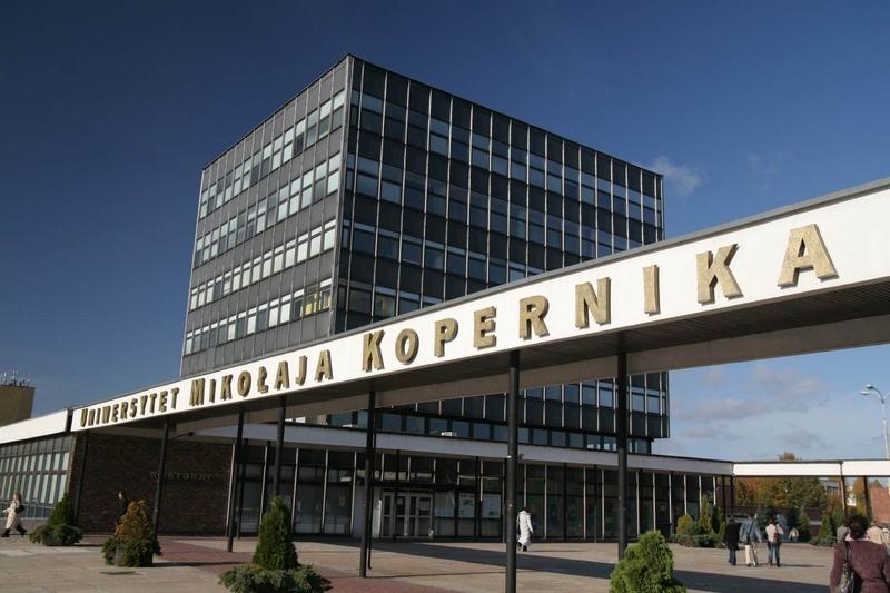Университет им. Николая Коперника в Торуни