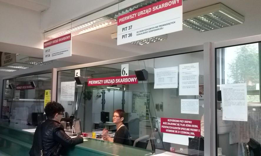 Urzad Skarbowy — налоговая инспекция в Польше