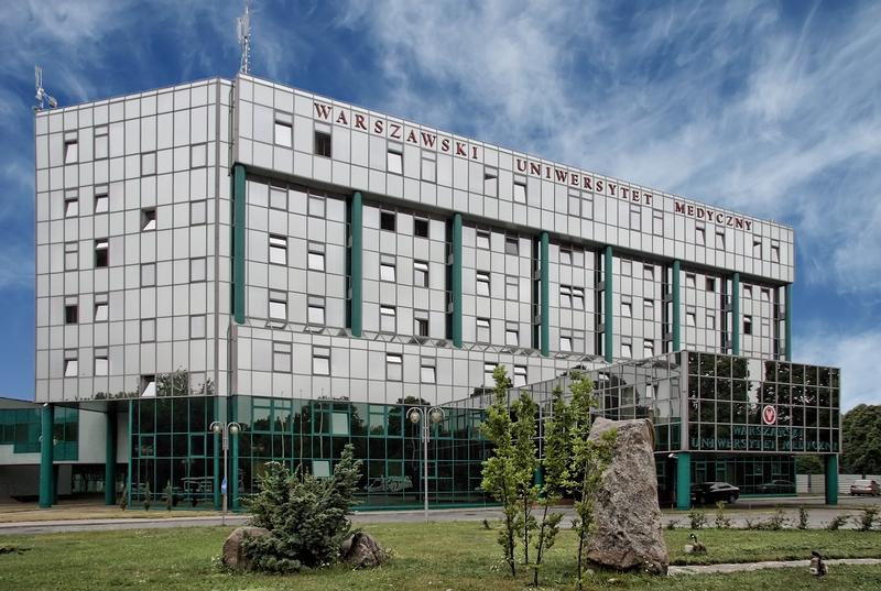 Медицинский университет в Варшаве