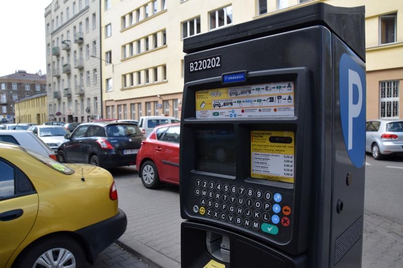 Правила парковки в Польше