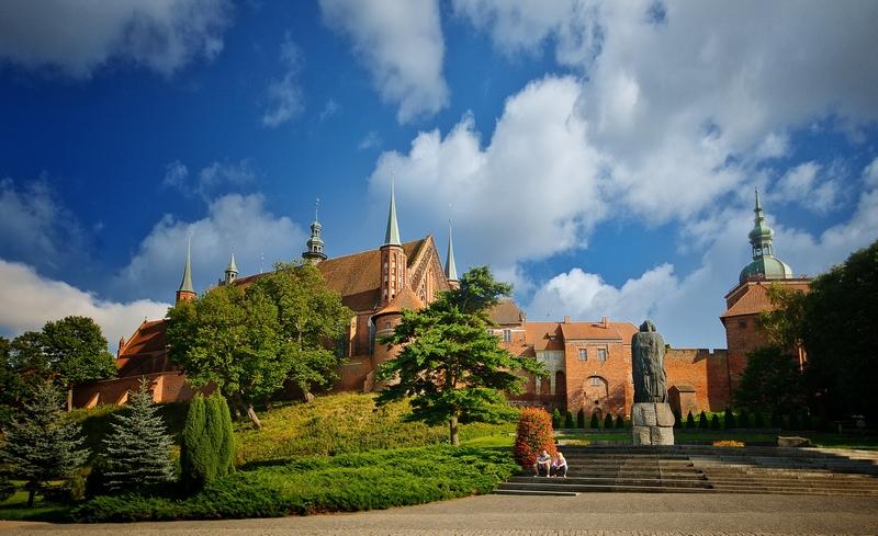 Замок Фромборк, Польша