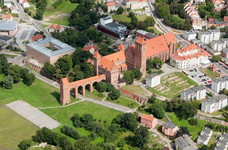 Замок Квидзын, Польша