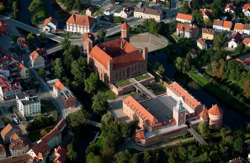 Замок Лидзбарк Вармински, Польша