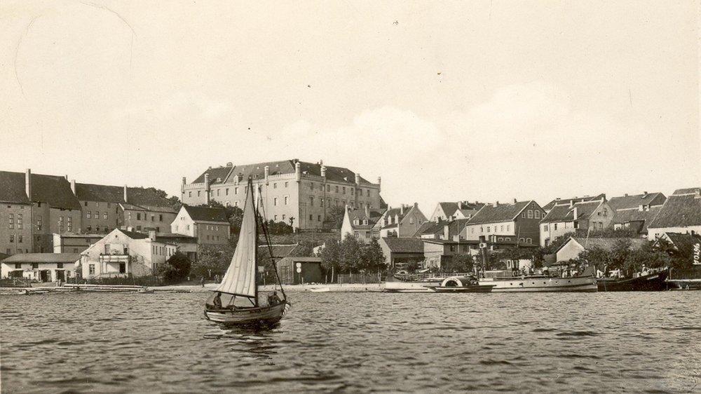Замок Тевтонского ордена в Польше: Рын