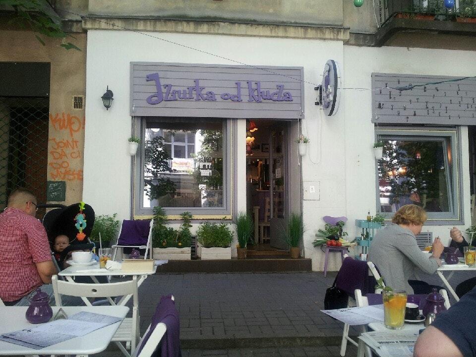Ресторан Dziurka od klucza, Варшава