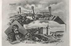 Хенцинский замок и замок Пескова Скала
