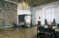 Частные Королевские апартаменты, постоянная экспозиция Вавельского замка